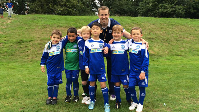 564ade1469a Toddler   Kids Football Classes   Club Basingstoke