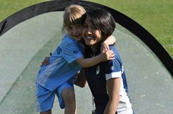Girls Football - Children's Toddler Kids Football Classes