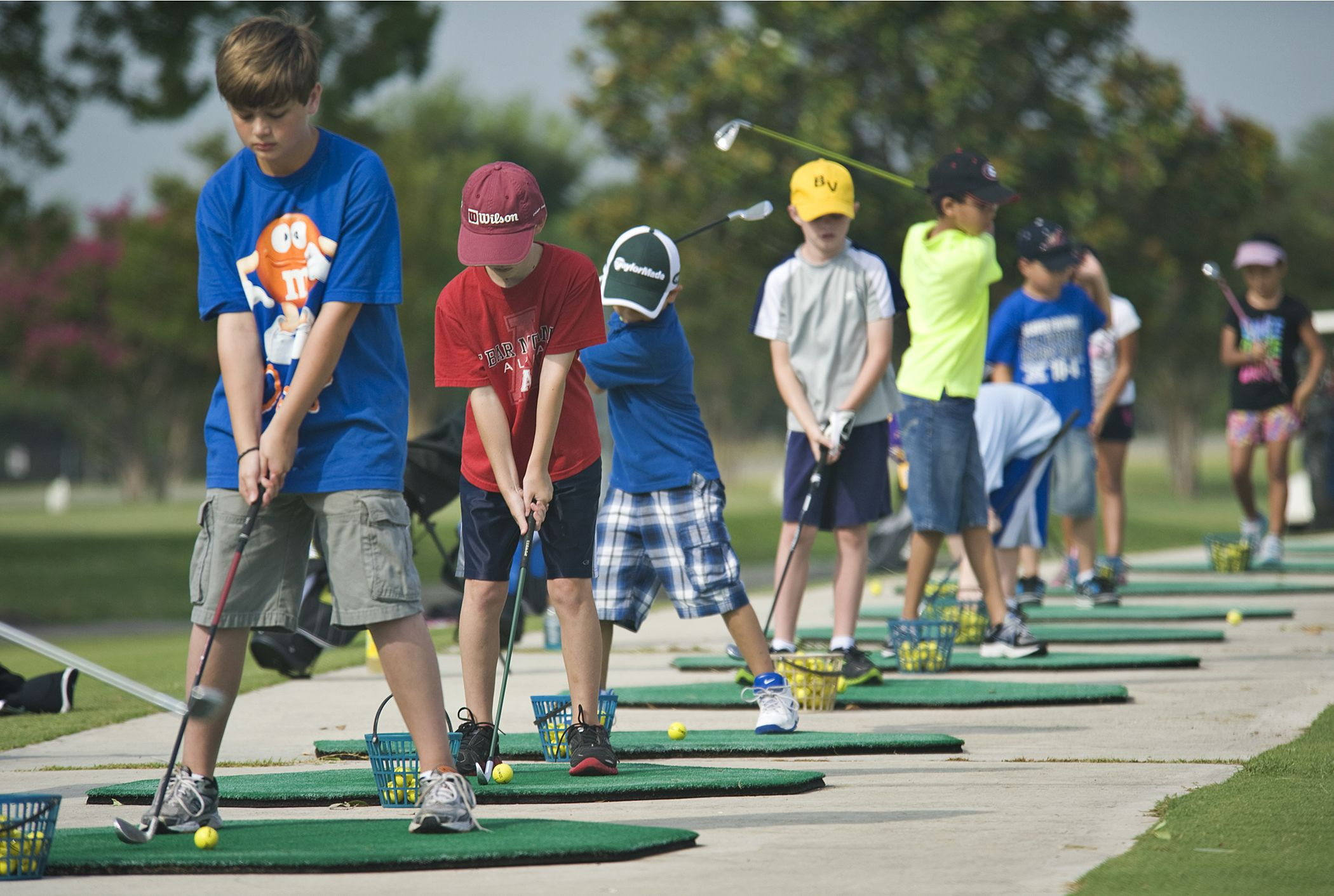 Kids Golf Academy