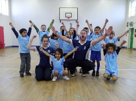 Kids Football Classes Kingston Surbiton