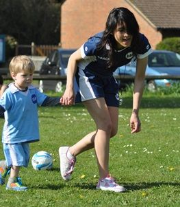 Childrens Kids Football Classes