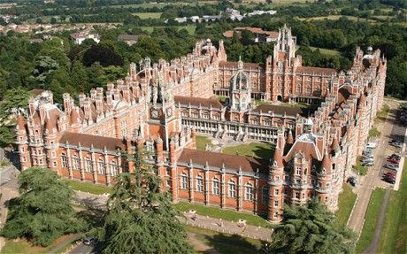 Royal Holloway Sports Centre