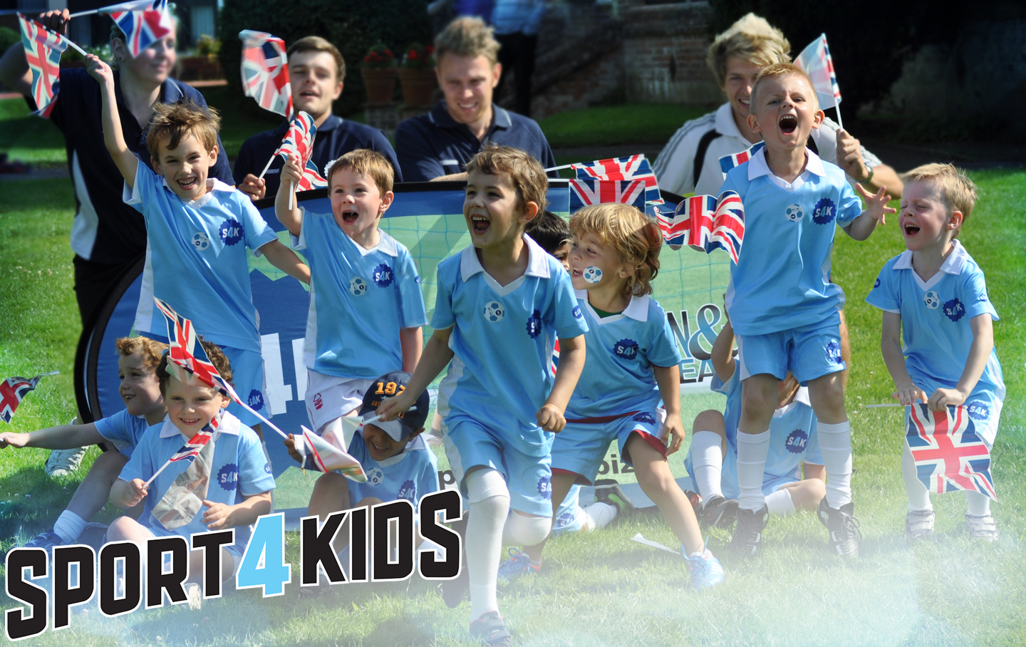 Kids Football Coaching Egham