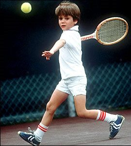 Young Kids Tennis