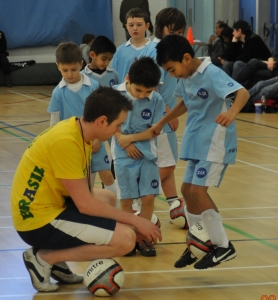 Kids Football Classes near Bagshot