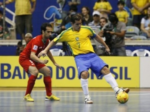 Brazilian Futsal Technique