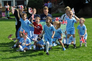 Kids Football Advantage Card Offer Windsor & Maidenhead