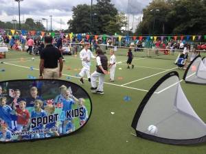 Children's Football Egham