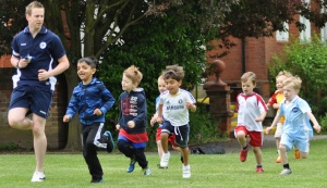 Kids Football Classes Windsor