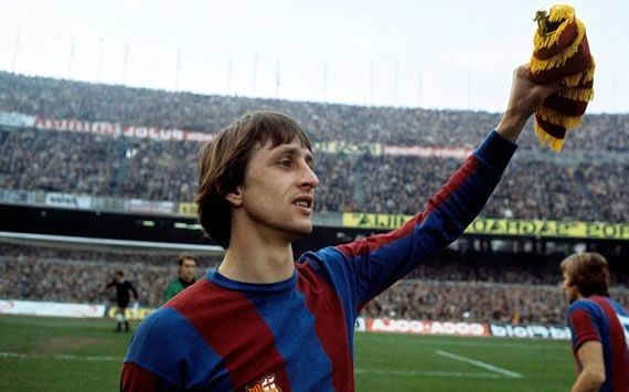 Was Cruyff An Inspiration For Childrens Football?