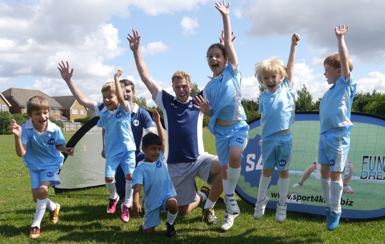 Changing The Face of Children's Sport in Beaconsfield Buckinghamshire