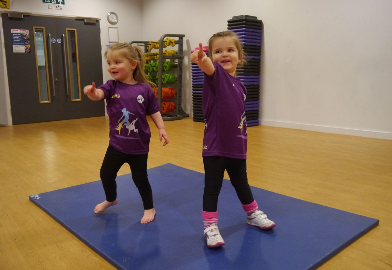 There's A Toddler or Kids Sport Class to For Every Child