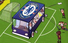 No Need to Park the Bus in Kids Football