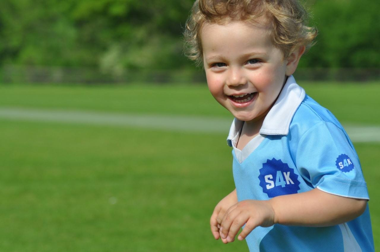 Building Confidence in Children Through Sport