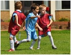 Why is sport important for children's development?