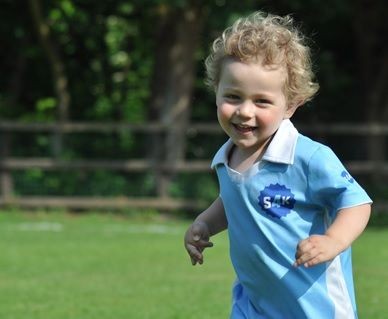 Toddler Activity Classes Football
