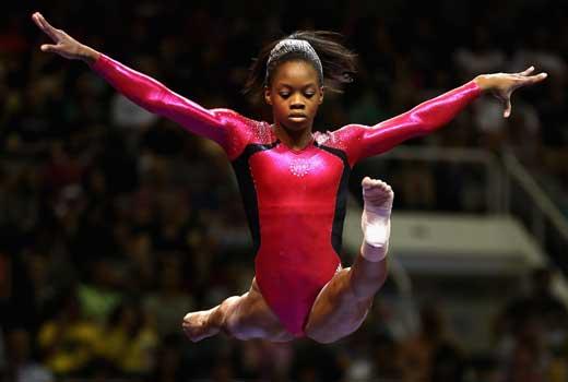 gabrielle gabby douglas olympic trials