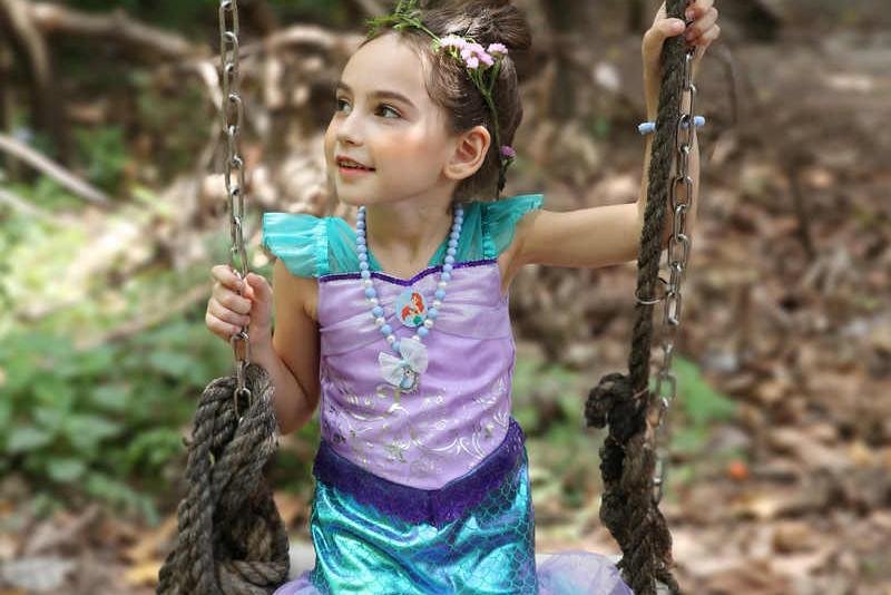 Kids Mermaid Party