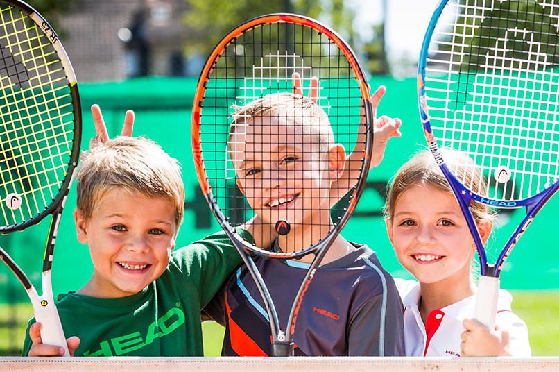 Kids Tennis Parties