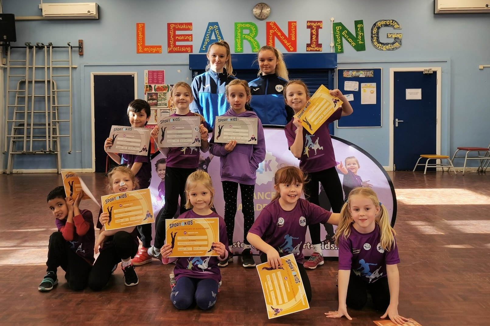 Kids Street Dance Academy